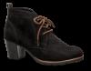 Marco Tozzi kort damestøvlett sort 2-2-25107-33