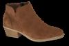 Rieker kort damestøvlett brun 55551-20