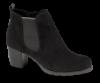 Marco Tozzi kort damestøvlett sort 2-2-25355-33
