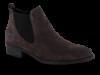 Tamaris kort damestøvlett antrasittgrå 1-1-25035-23