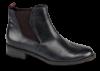 Marco Tozzi kort damestøvlett marine 2-2-25040-33