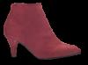 Duffy kort damestøvlett rød 97-85601