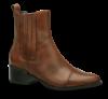 Vagabond kort damestøvlett brun 4013-401