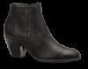 ECCO kort damestøvlett sort 206613 SHAPE 55