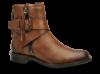 ECCO kort damestøvlett brun 266613 SARTORELL