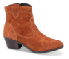 Tamaris kort damestøvlett gylden 1-1-25742-23