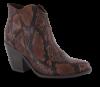 Marco Tozzi kort damestøvlett snake 2-2-25062-33