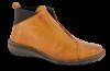 Nordic Softness kort damestøvlett gul 5260560370