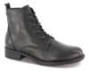 Tamaris kort damestøvlett sort 1-1-25210-23