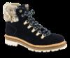 B&CO marineblå vinterstøvlett 5261500950
