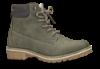 B&CO kort damestøvlett kakigrønn