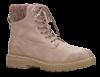 B&CO kort damestøvlett rosa