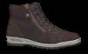 B&CO kort damestøvlett rødbrun
