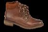 Marco Tozzi kort damestøvlett brun 2-2-25207-23