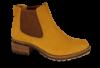 Rieker kort damestøvlett karri gul 96884-68