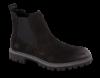 Tamaris kort damestøvlett sort 1-1-25401-23