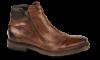 Bugatti kort herrestøvlett brun 31160233