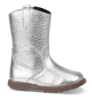 Skofus støvlett sølv
