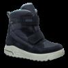 ECCO barnestøvlett blå 722292 Urban Snowboarder