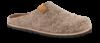 Zafary brune herretøfler 6011501230