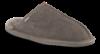 Rugged Gear Herretøfler Grå 1022 Simple Luxe
