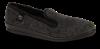 Rohde herretøffel grå 2603