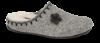 Zafary dametøffel grå
