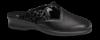 Rohde dametøffel sort 2504