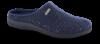 Rohde dametøffel mørkeblå 6550