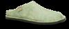 Sanita damehjemmesko grågrøn 460002