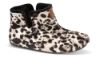 Zafary dametøffel leopard