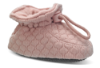 Melton barnetøffler rosa 420008