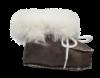 Shepherd børnehjemmesko brun 1391