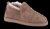 Woollies dametøffel grå 1010 Shoe Luxe