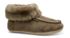 Woollies hjemmesko gråbrun 1005 Clas Spalt