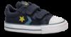 Converse børne canvas sneaker blå 763528C STAR PLA