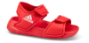 adidas barnebadesandal rød ALTASWIM I