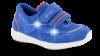 Skofus barne-sneaker koboltblå