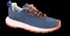 ZERO°C børnesneaker blå/orange 10025 Helsfyr
