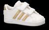 adidas børnesneaker hvid BASELINE CMF INF