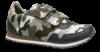 Woden Wonder børnesneaker camouflage WW8880_1-337