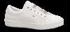 Tommy Hilfiger barne-sneaker hvit T3A4-30294-