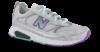 New Balance sneaker sølv WSXRCHKB