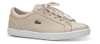 Lacoste sneaker rosa Straightset Lace