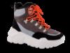 CULT sneaker grå/sort/blå/oransje