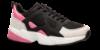 CULT sneaker sort/rosa