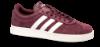 adidas sneaker mørk burgunder VL COURT 2.0