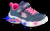 Skechers Barnesneakers Blå 302304L