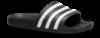adidas badesandal sort/hvid ADILETTE AQUA