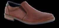 Rieker herreloafer brun 13571-24